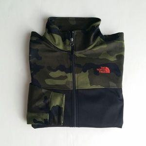 Men The North Face 100 Cinder Full Zip Jacket